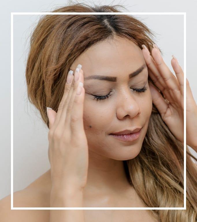 Kopfschmerzen und Migränen
